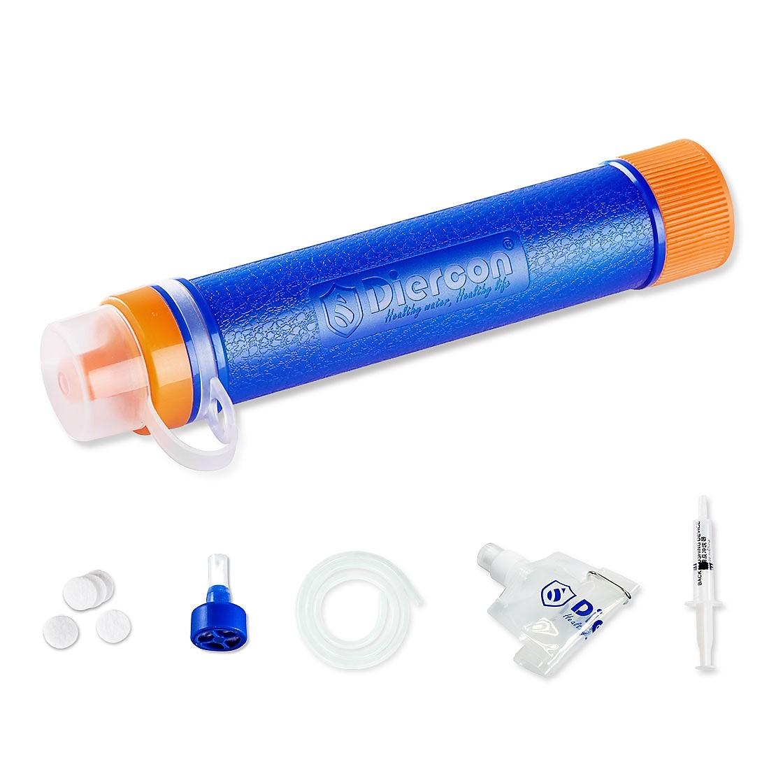 便携式微型净水器吸管